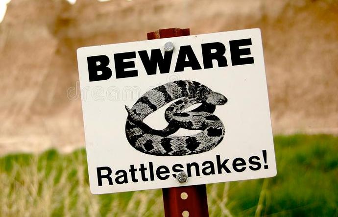 beware-rattlesnakes