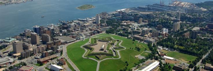 Carousel Citadel aerial 2