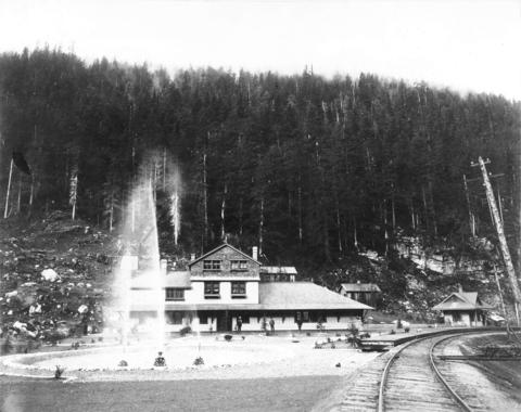 GlacierHouse