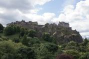 Edinburgh Castle, Edinburgh. Took me 3 days to get a good shot it was so overcast. (Source - Robert Brown)