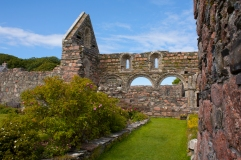 Iona Nunnery (Source - Robert Brown)