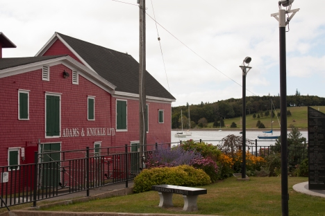 Lunenburg, Nova Scotia (Source - Robert Brown)