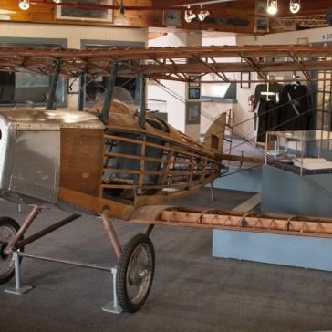 Atlantic Canada Aviation Museum - Lobby (source - Robert Brown)