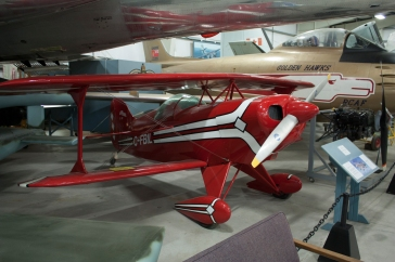 Atlantic Canada Aviation Museum (Source - Robert Brown)