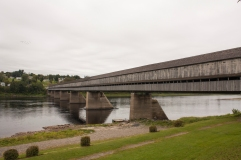 Hartland Covered Bridge (Source - Robert Brown)