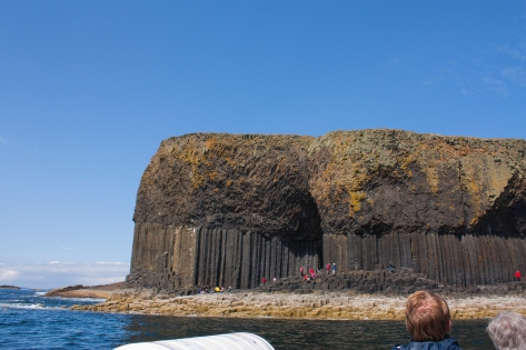 Staffa Isle (Source - Robert Brown)
